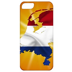 Holland Country Nation Netherlands Flag Apple Iphone 5 Classic Hardshell Case