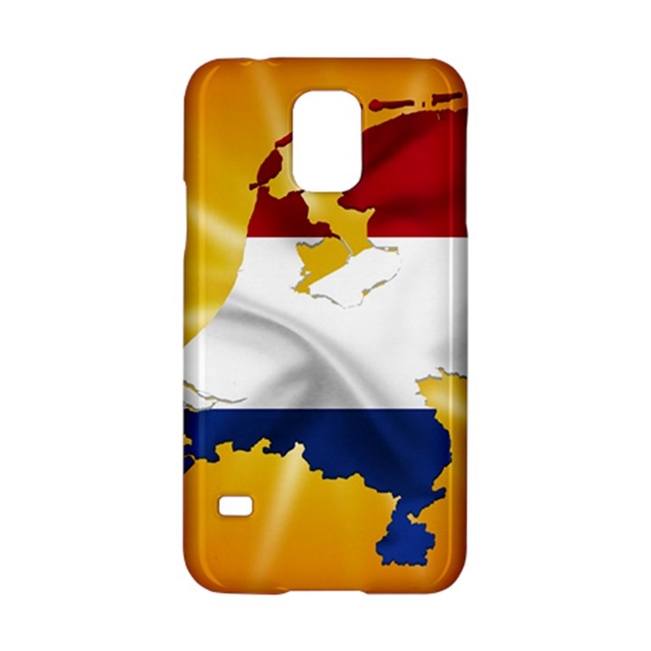Holland Country Nation Netherlands Flag Samsung Galaxy S5 Hardshell Case