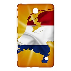 Holland Country Nation Netherlands Flag Samsung Galaxy Tab 4 (7 ) Hardshell Case  by Nexatart