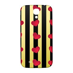 Love Heart Pattern Decoration Abstract Desktop Samsung Galaxy S4 I9500/i9505  Hardshell Back Case