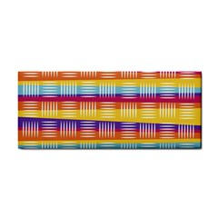 Art Background Abstract Cosmetic Storage Cases by Nexatart