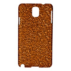 Sparkling Glitter Terra Samsung Galaxy Note 3 N9005 Hardshell Case by ImpressiveMoments