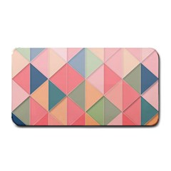 Background Geometric Triangle Medium Bar Mats