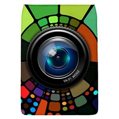 Lens Photography Colorful Desktop Flap Covers (s)