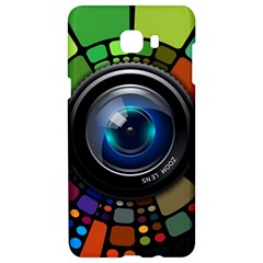 Lens Photography Colorful Desktop Samsung C9 Pro Hardshell Case  by Nexatart