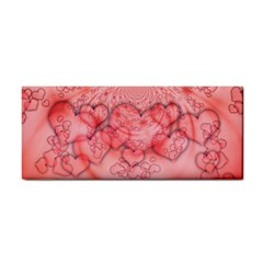 Heart Love Friendly Pattern Cosmetic Storage Cases by Nexatart