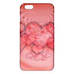 Heart Love Friendly Pattern Iphone 6 Plus/6s Plus Tpu Case by Nexatart