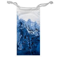Water Nature Background Abstract Jewelry Bag