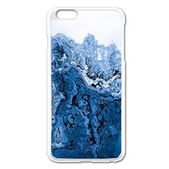 Water Nature Background Abstract Apple Iphone 6 Plus/6s Plus Enamel White Case