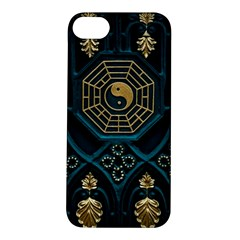 Ying Yang Abstract Asia Asian Background Apple Iphone 5s/ Se Hardshell Case