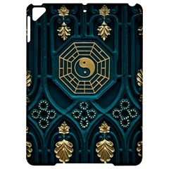 Ying Yang Abstract Asia Asian Background Apple Ipad Pro 9 7   Hardshell Case by Nexatart