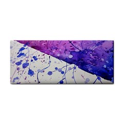 Art Painting Abstract Spots Cosmetic Storage Cases by Nexatart