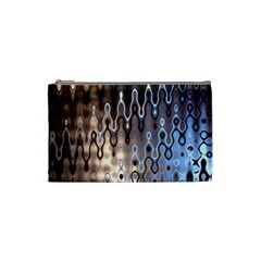 Wallpaper Steel Industry Cosmetic Bag (small)