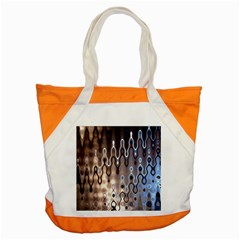 Wallpaper Steel Industry Accent Tote Bag by Nexatart
