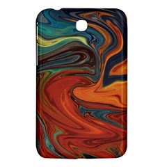 Creativity Abstract Art Samsung Galaxy Tab 3 (7 ) P3200 Hardshell Case