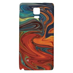 Creativity Abstract Art Galaxy Note 4 Back Case