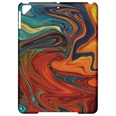 Creativity Abstract Art Apple Ipad Pro 9 7   Hardshell Case by Nexatart