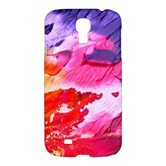 Abstract Art Background Paint Samsung Galaxy S4 I9500/i9505 Hardshell Case