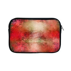 Background Art Abstract Watercolor Apple Ipad Mini Zipper Cases