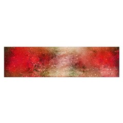 Background Art Abstract Watercolor Satin Scarf (oblong)