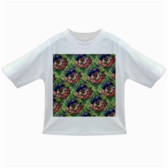 Background Square Flower Vintage Infant/toddler T Shirts