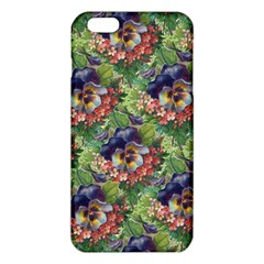 Background Square Flower Vintage Iphone 6 Plus/6s Plus Tpu Case by Nexatart
