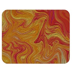 Texture Pattern Abstract Art Double Sided Flano Blanket (medium)