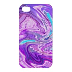 Abstract Art Texture Form Pattern Apple Iphone 4/4s Premium Hardshell Case