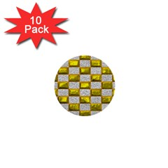 Pattern Desktop Square Wallpaper 1  Mini Buttons (10 Pack)