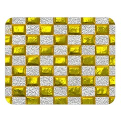 Pattern Desktop Square Wallpaper Double Sided Flano Blanket (large)