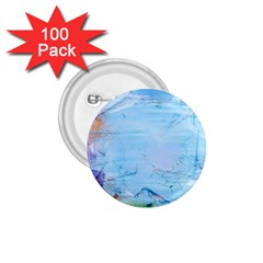 Background Art Abstract Watercolor 1 75  Buttons (100 Pack)
