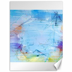 Background Art Abstract Watercolor Canvas 36  X 48   by Nexatart