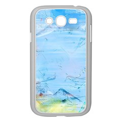 Background Art Abstract Watercolor Samsung Galaxy Grand Duos I9082 Case (white)