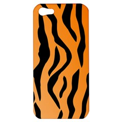 Tiger Fur 2424 100p Apple Iphone 5 Hardshell Case by SimplyColor
