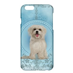 Cute Little Havanese Puppy Apple Iphone 6 Plus/6s Plus Hardshell Case by FantasyWorld7