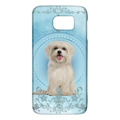 Cute Little Havanese Puppy Galaxy S6 by FantasyWorld7