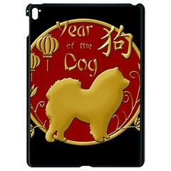 Year Of The Dog   Chinese New Year Apple Ipad Pro 9 7   Black Seamless Case by Valentinaart