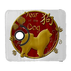 Year Of The Dog   Chinese New Year Galaxy S3 (flip/folio) by Valentinaart
