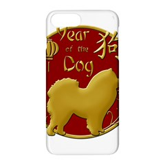 Year Of The Dog   Chinese New Year Apple Iphone 8 Plus Hardshell Case by Valentinaart