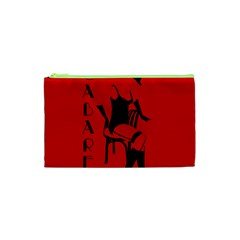 Cabaret Cosmetic Bag (xs) by Valentinaart
