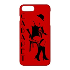 Cabaret Apple Iphone 8 Plus Hardshell Case by Valentinaart
