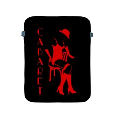 Cabaret Apple Ipad 2/3/4 Protective Soft Cases