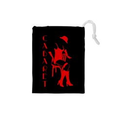 Cabaret Drawstring Pouches (small)