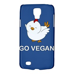 Go Vegan   Cute Chick  Galaxy S4 Active