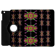 Paradise Flowers In A Decorative Jungle Apple Ipad Mini Flip 360 Case