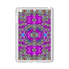 Spring Time In Colors And Decorative Fantasy Bloom Ipad Mini 2 Enamel Coated Cases by pepitasart