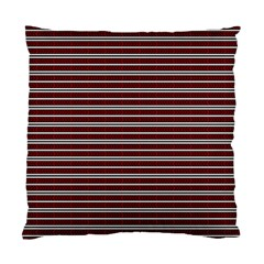 Indian Stripes Standard Cushion Case (one Side)