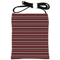 Indian Stripes Shoulder Sling Bags