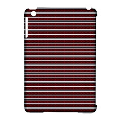 Indian Stripes Apple Ipad Mini Hardshell Case (compatible With Smart Cover)