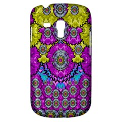 Fantasy Bloom In Spring Time Lively Colors Galaxy S3 Mini by pepitasart